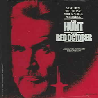 HUNT FOR RED OCTOBER (OST) (CD)