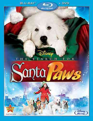 SEARCH FOR SANTA PAWS BY GORDON,ZACHARY (Blu-Ray)